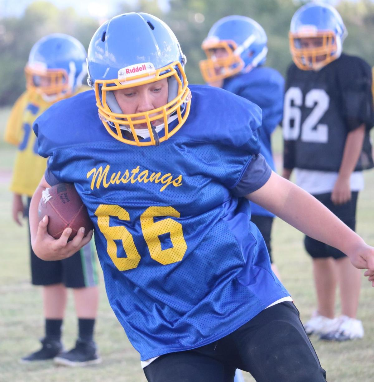 Huachuca City School Football 1