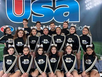 DHS squad competes at nationals