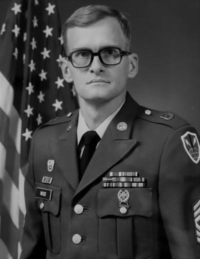 Robert Frank Wood, 71