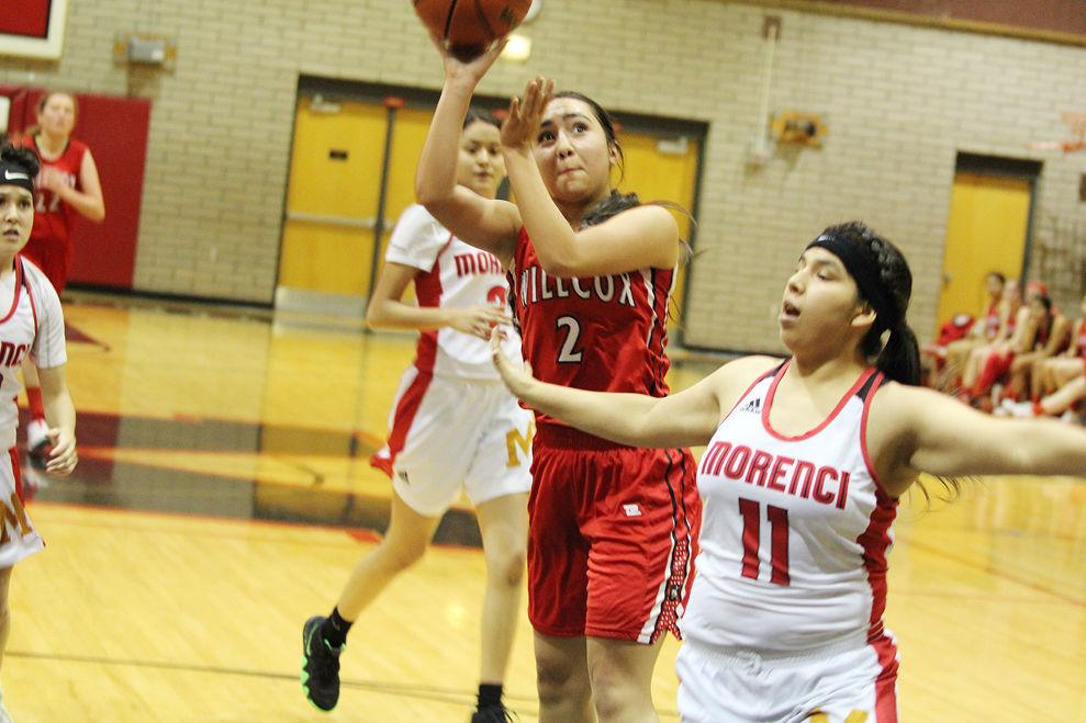 Lexie Morales, Monica Gonzalez