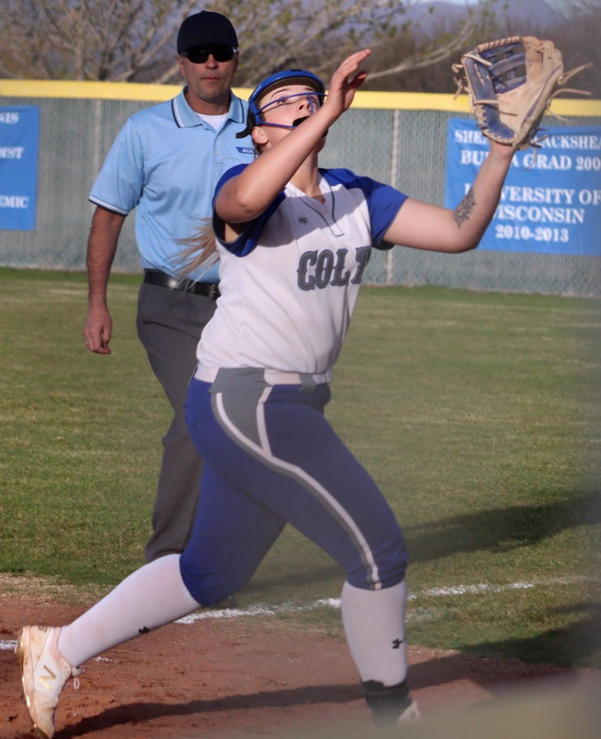 Buena Softball vs Desert View 01