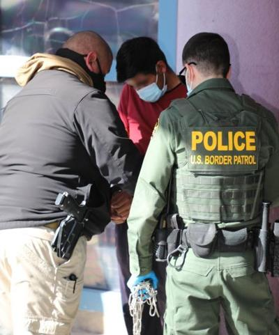 BP agents arrests fugitive wanted in Mexico