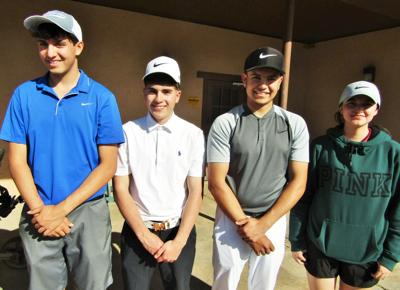 3rd annual Moffett-Young Scholarship Golf Tournament