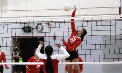 Bisbee volleyball snaps two-game skid