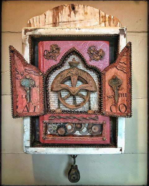 Altered Books highlights creations for fundraiser in Bisbee