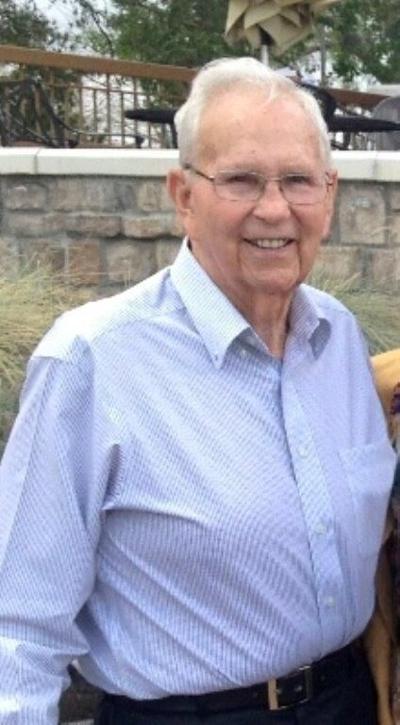 "Melvin Charles ""Dutch"" Grusendorf, 91"