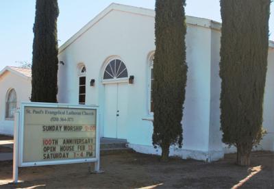 Douglas church celebrating 100th anniversary this weekend