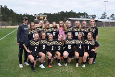 MP girls soccer team