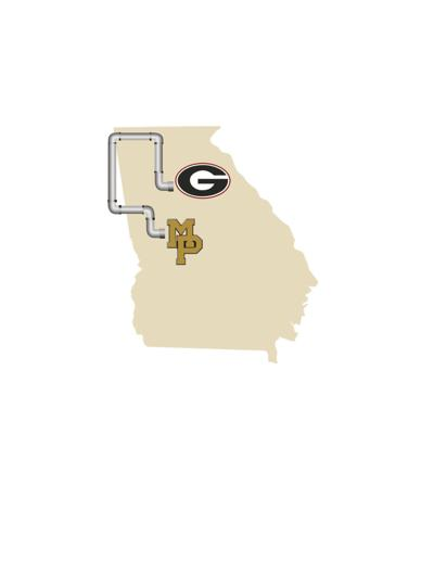 MP to UGA pipeline