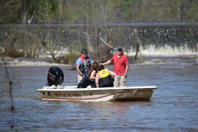 rescue river