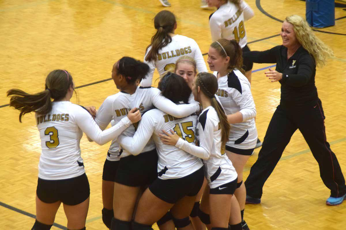 MP volleyball stuns Upson-Lee to place second in area