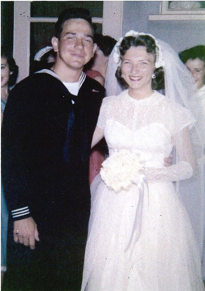 Mr. &  Mrs. Richard Presley