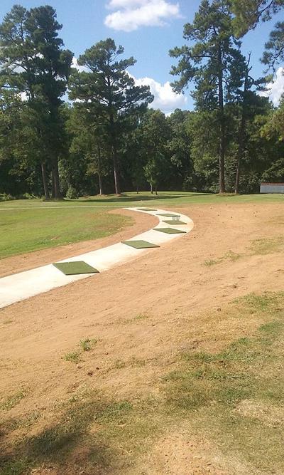 new city golf range