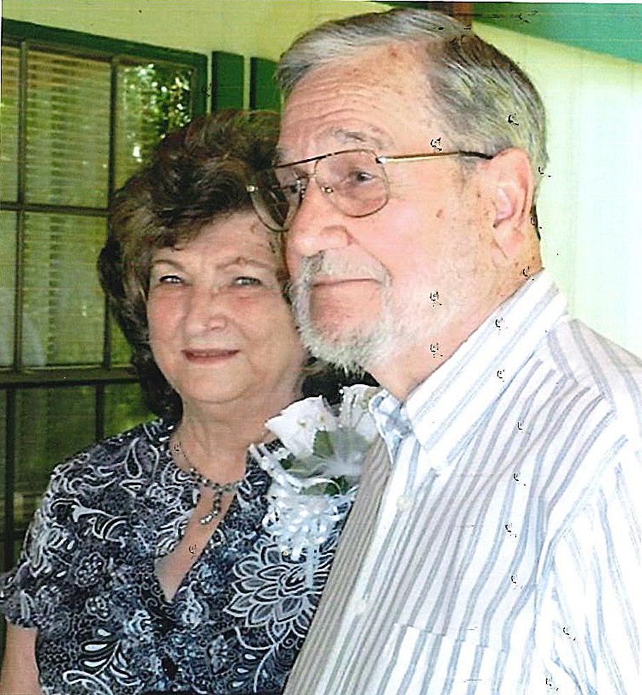 Richard and Luella Presley