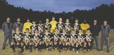 MP boys soccer team