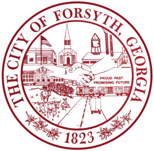 Forsyth city seal