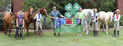 Monroe County 4-H equine team wins state awards   Our