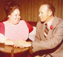 Mr. and Mrs. Jeff M. Wilson