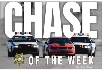 CHASE OF THE WEEK