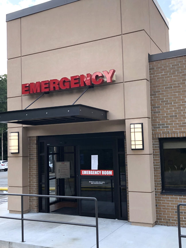 MCH EMERGENCY ROOM