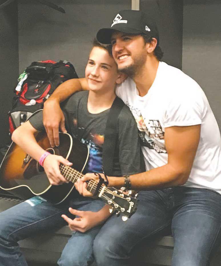 Ethan Payne/ Luke Bryan