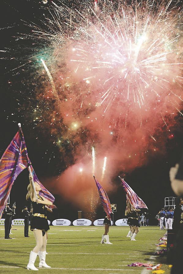 mp band fireworks