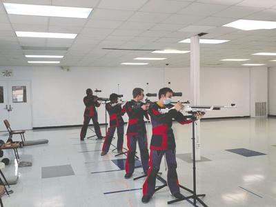 MP shooting team