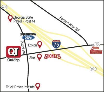 QT map