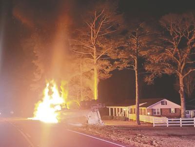 good samaritan truck fire