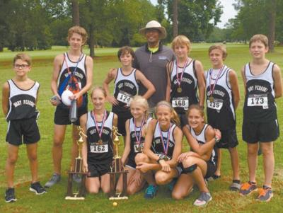 MCMS cross country finishes 1-2-3 in meet