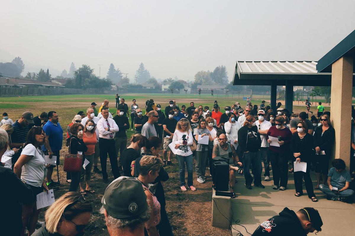 Browns Valley community meeting