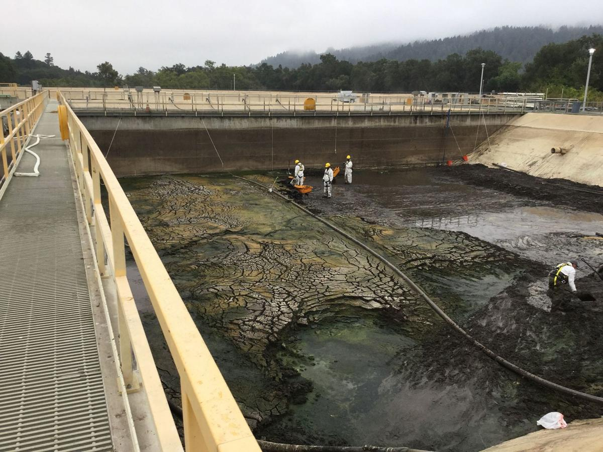 Calistoga water treatment