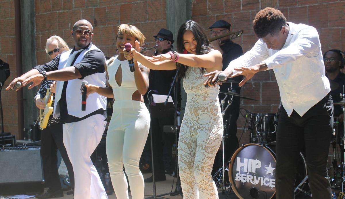 Hip Entertainment dance band