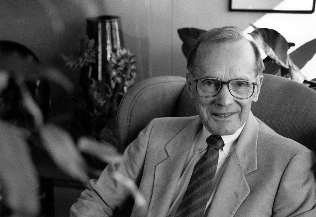 Founder of Williams Sonoma, Chuck Williams