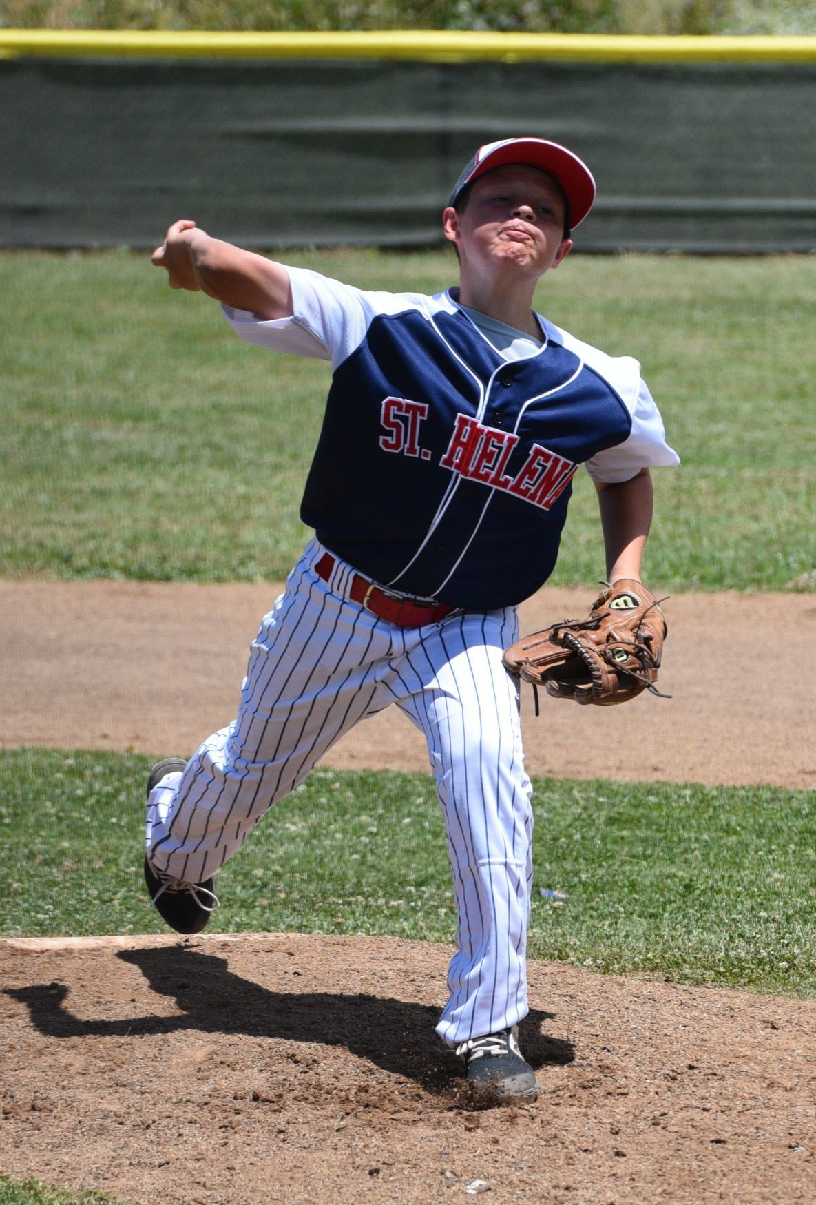 Little League District 53 10-11-12 All-Star Baseball: Napa National