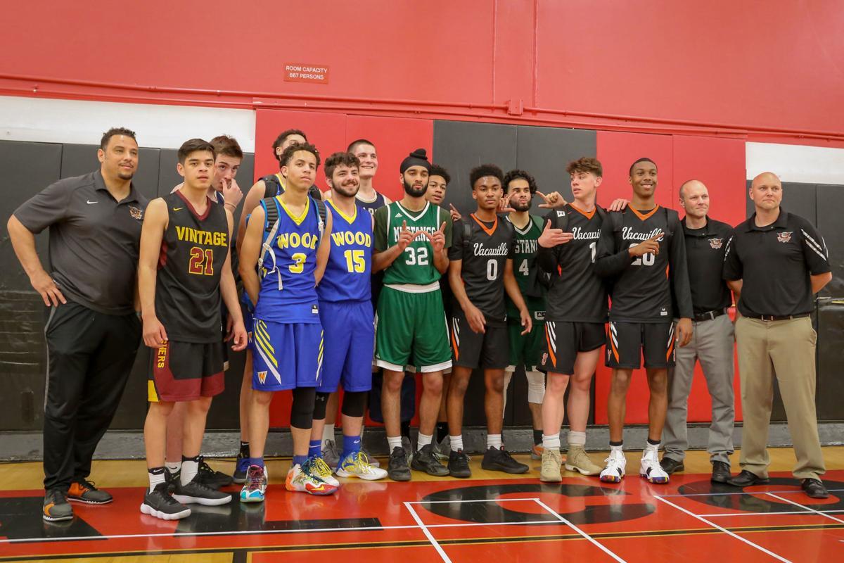 MEL vs. SCAC All-Star Boys Basketball Game