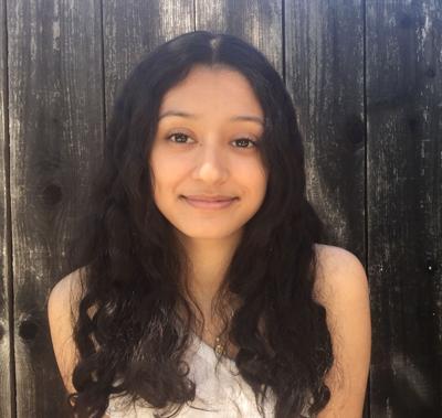 Briana Rubio of Calistoga High School