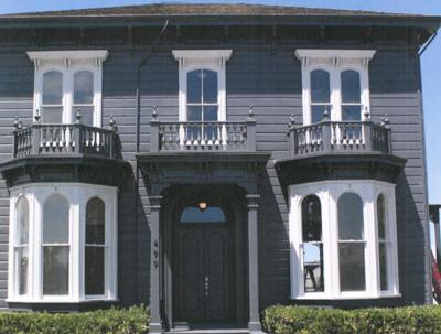 Greenwood mansion