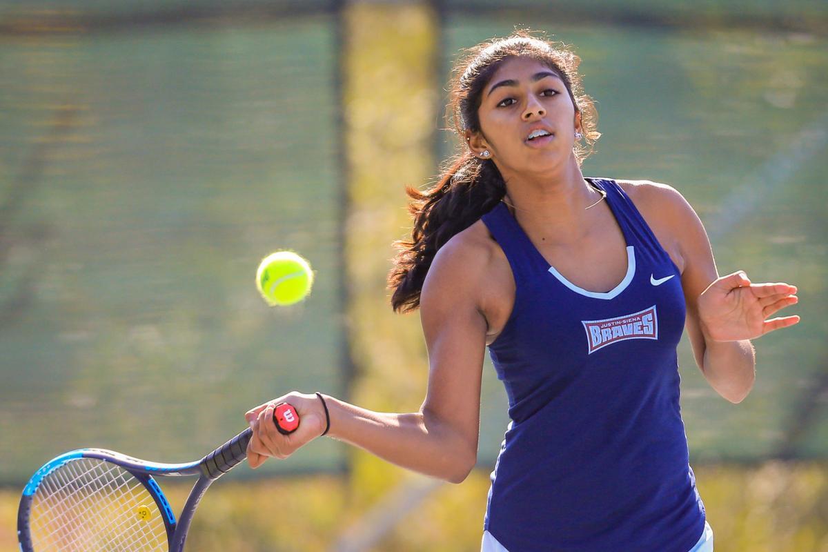 2019 VVAL Championships, Girls Tennis