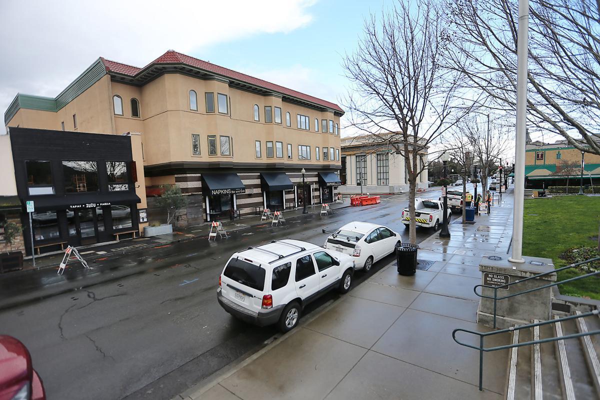 Main Street Renovations