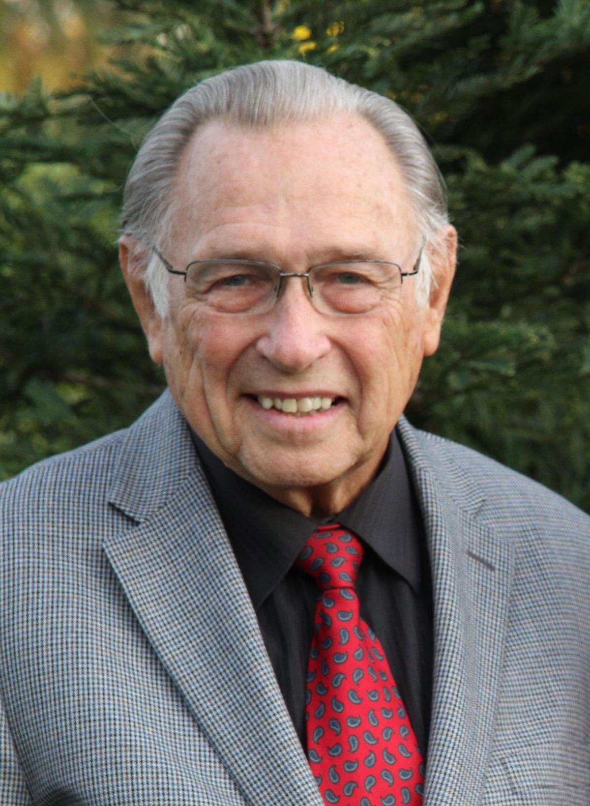 Pastor George Arlin Steffes