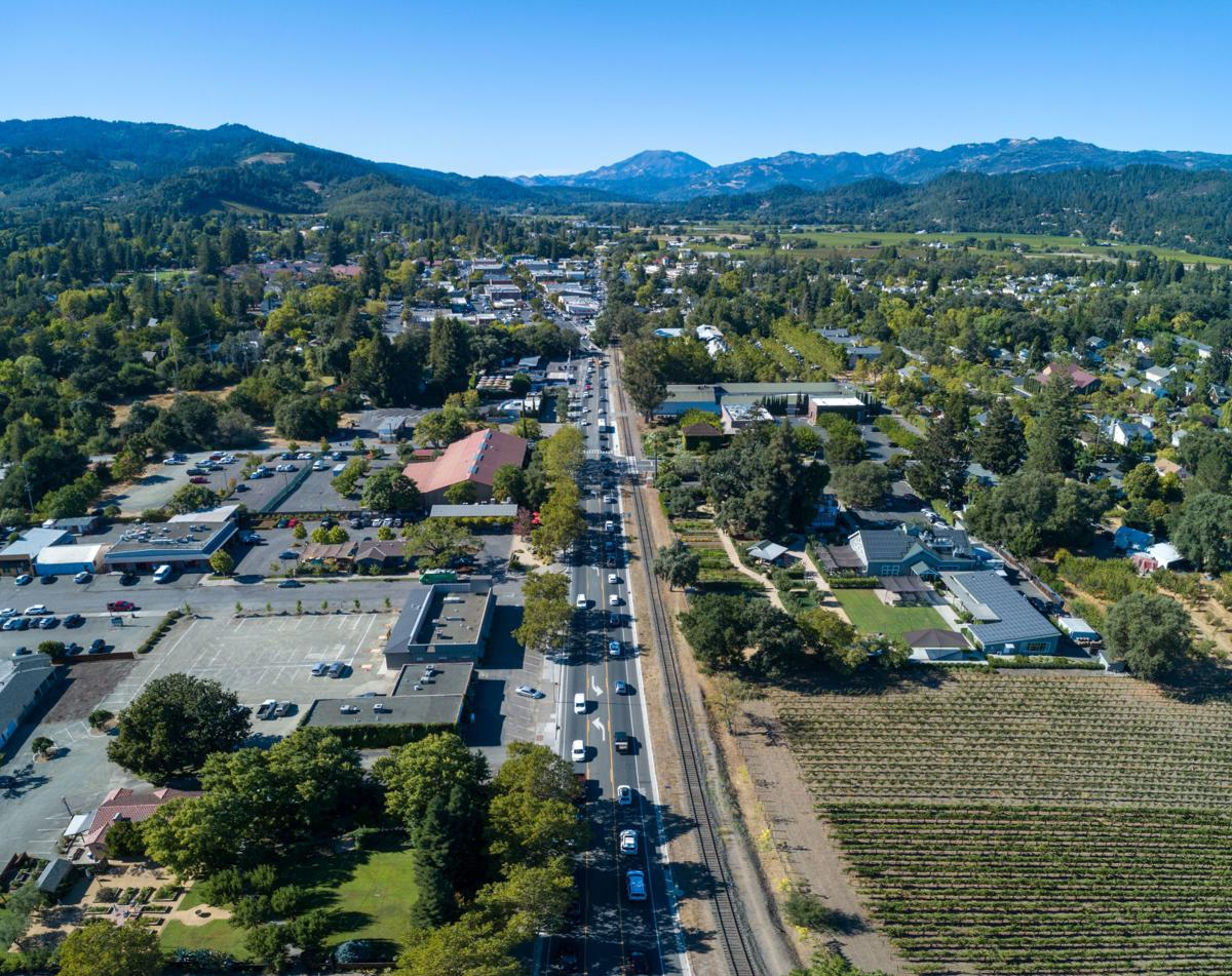 St. Helena traffic