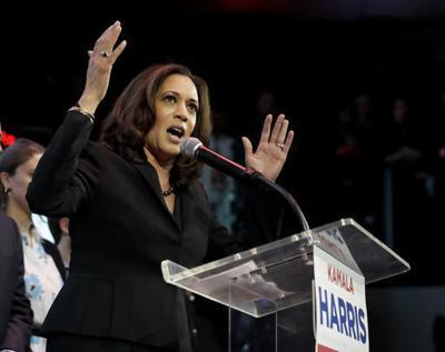 Meet California's new U.S. senator, Kamala Harris