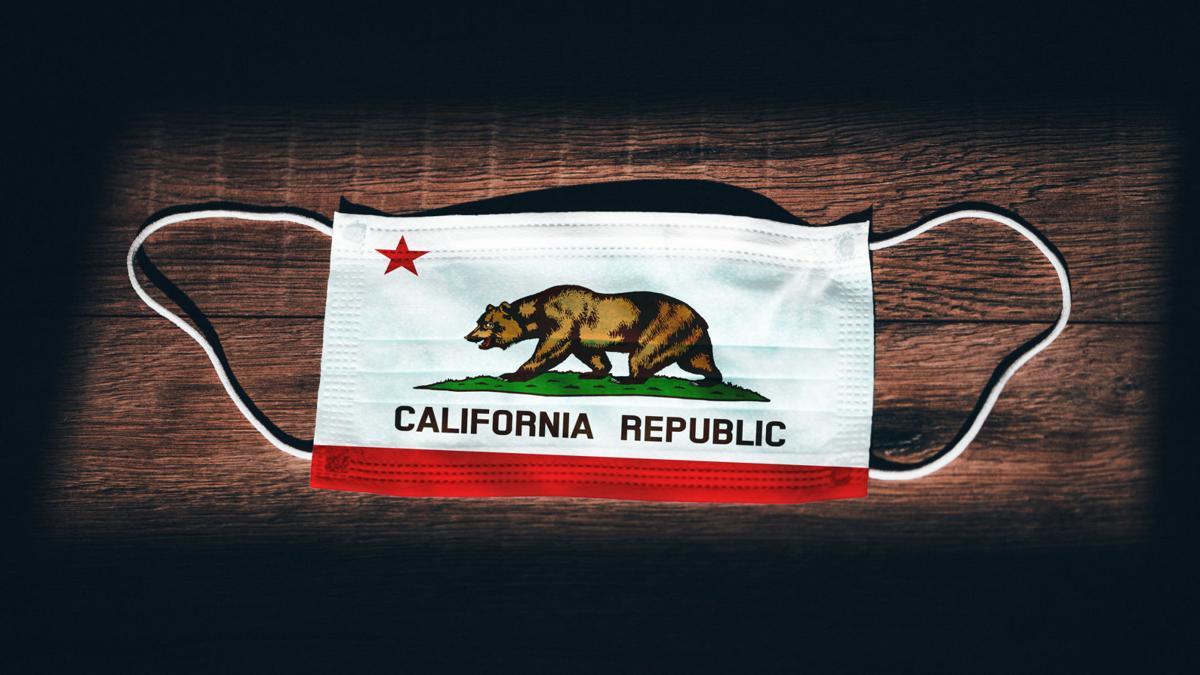 California face mask