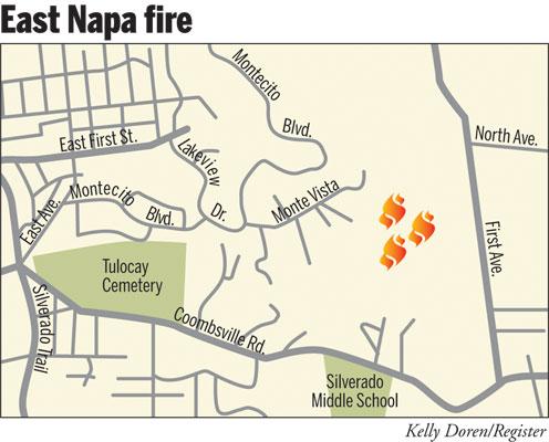 East Napa Fire