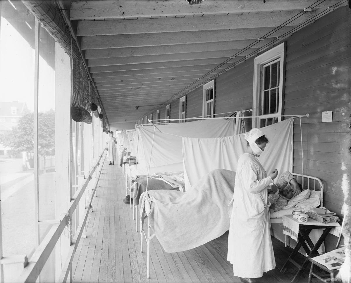 Napa Has Known A Pandemic Before Looking Back At 1918 S Deadly Spanish Flu Local News Napavalleyregister Com