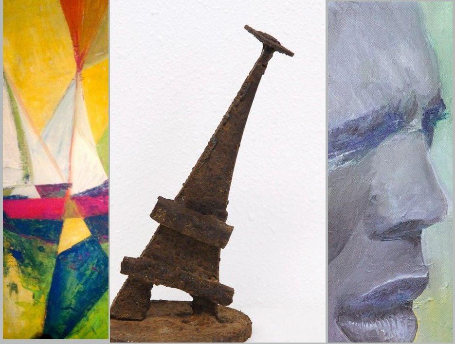 ZAZA FETTERLY ART SHOW