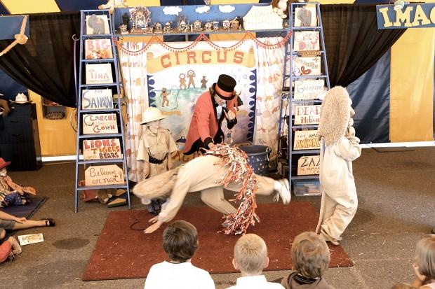 Circus Imagination at the Napa Town and Country Fair