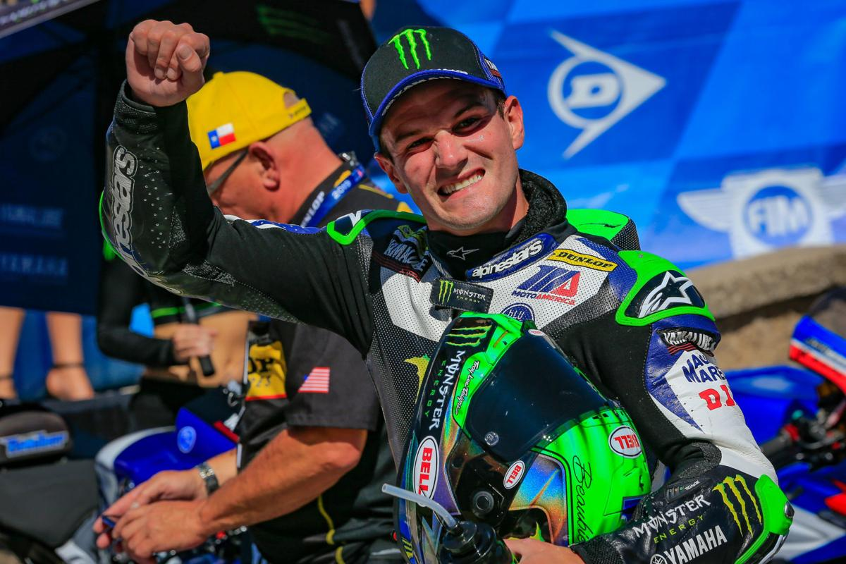 MotoAmerica/Cycle Gear Championship of Sonoma