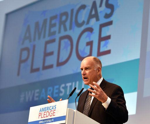 US cities, states defy Trump, still back Paris climate deal